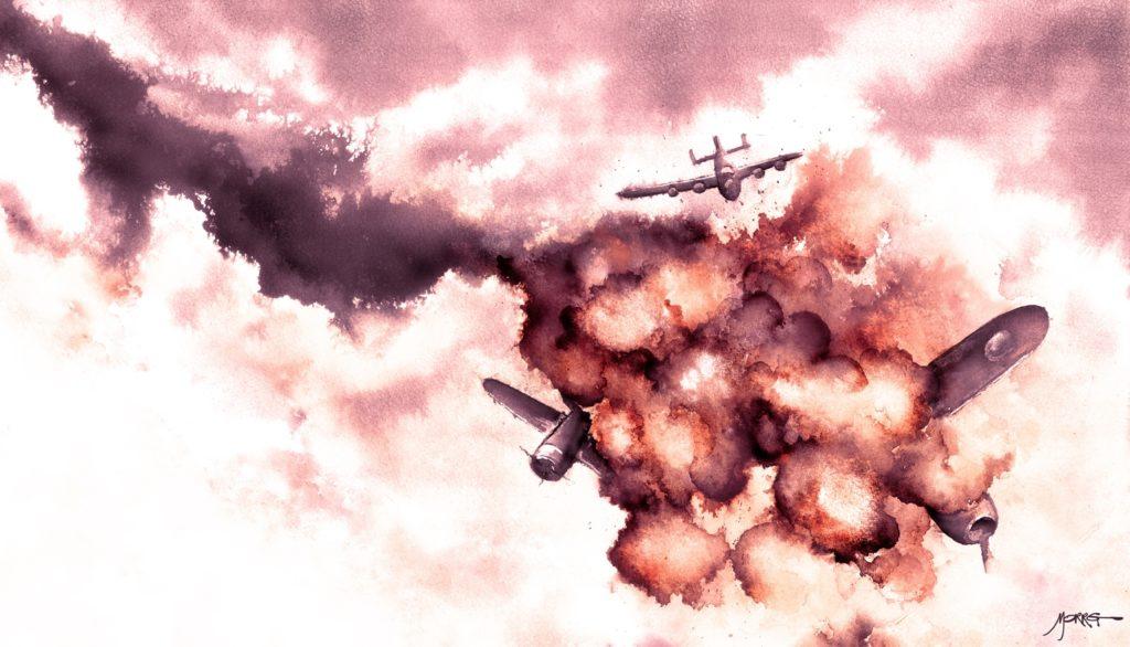Pertempuran Diatas Langit